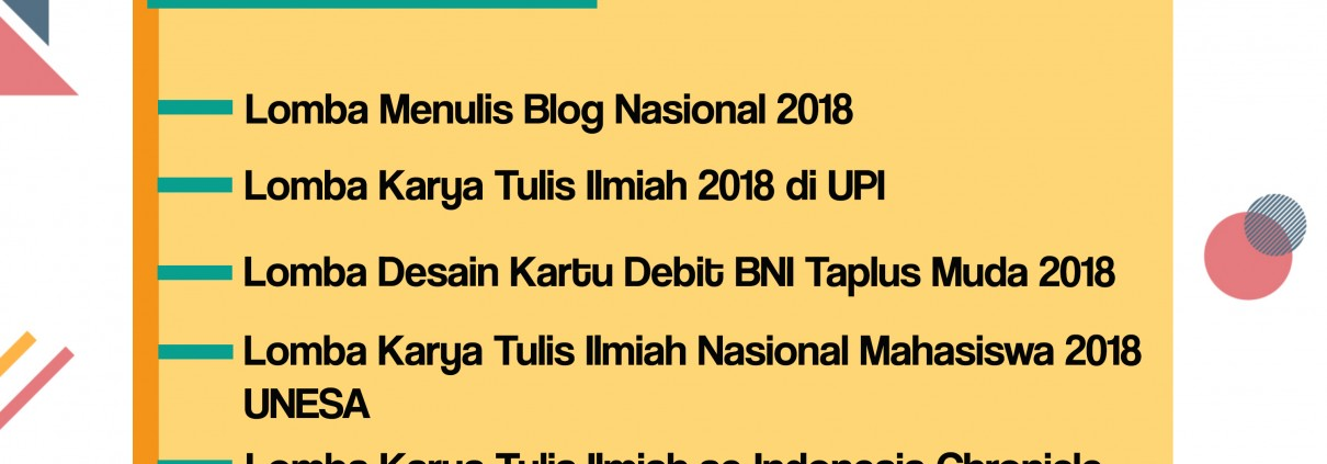 gempita new info lomba 2 YES YOSSSS
